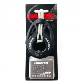 Harken T2 Carbo block 57 mm