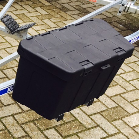 Option Black Storage box for Finn Trailer