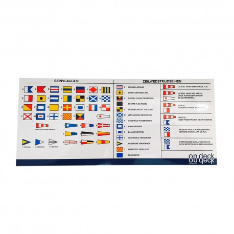 Sticker with all the flags